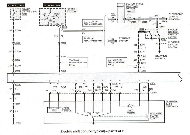 ford ranger wiring diagram image wiring 1988 ford ranger wiring diagram wiring diagram on 1990 ford ranger wiring diagram