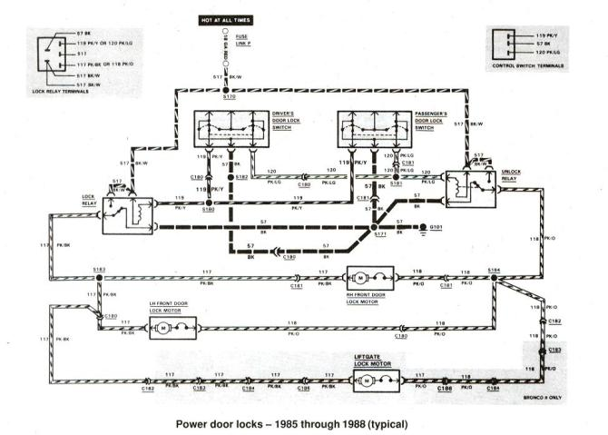 03 ford ranger wiring diagram color  12 volt fuel pump