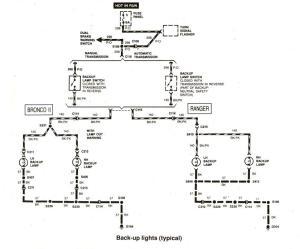 Ford Ranger Wiring Diagrams : The Ranger Station