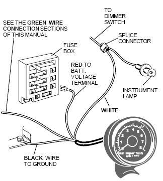Ford Ranger Tachometer Install : The Ranger Station