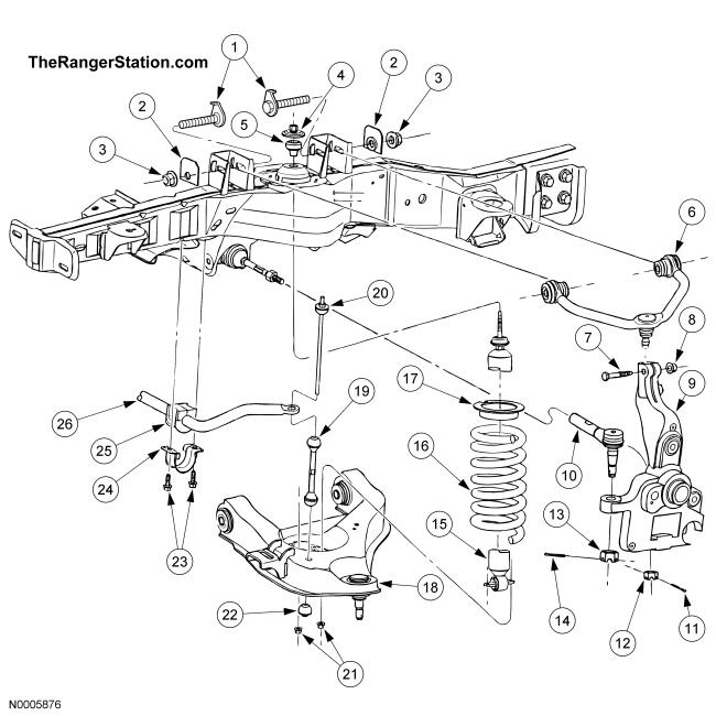 2001 ford ranger parts diagram  wiring diagrams page rich
