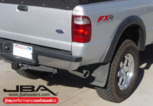 ford ranger exhaust guide