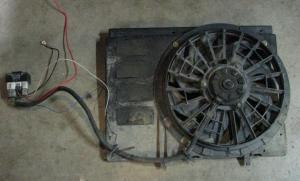 Junkyard Electric Fan?  JeepForum