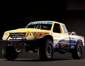 Jeff Davis' Class 7 2003 Ford Ranger