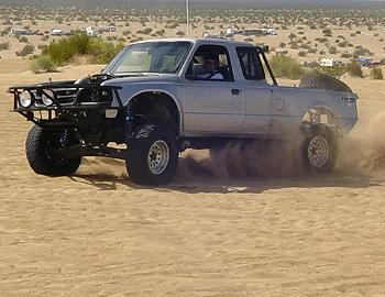Sean Shaw's Desert Ranger