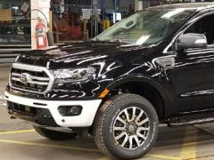 The 1st 2019 Ford Ranger Rolls Off The Line