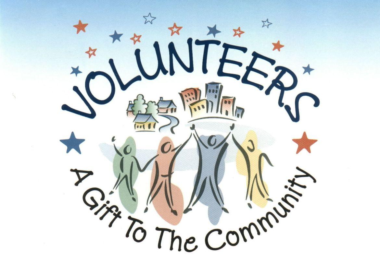 Volunteers Logo