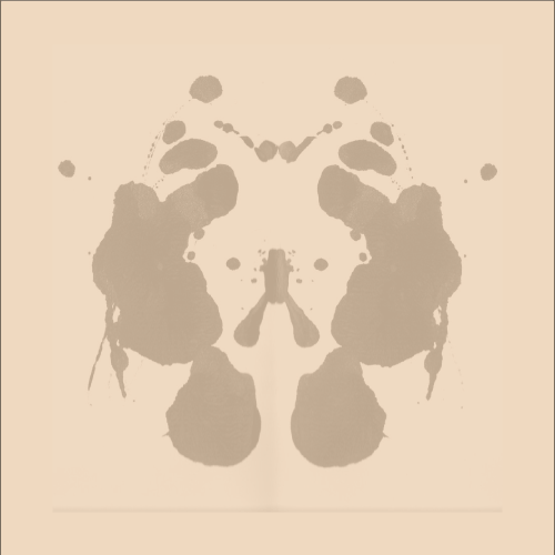 Couples Therapy Ink Blot