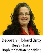 Meet Deborah Hibbard Brito, Senior Training and Implementation Specialist