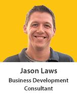 Meet Jason Laws, Business Development Consultant