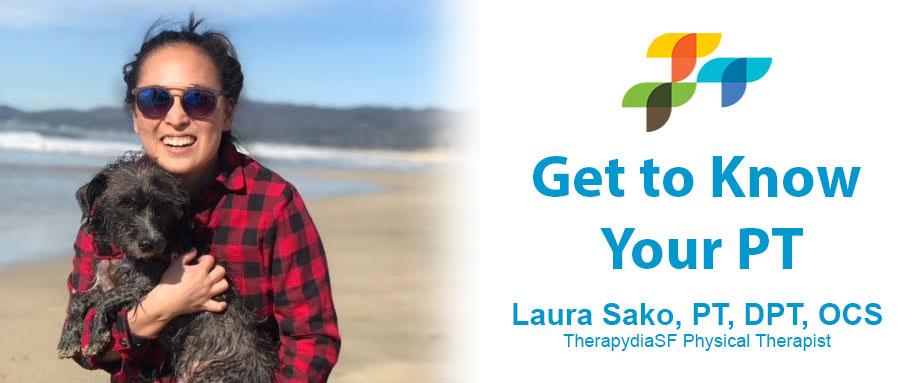 San Francisco Physical Therapy Laura Sako