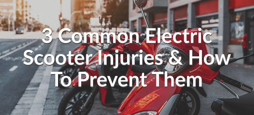 electric scooter injury prevention