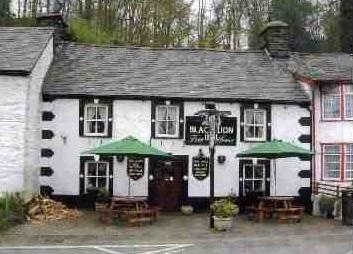 Restaurant review: The Black Lion Inn – Derwenlas, Machynlleth