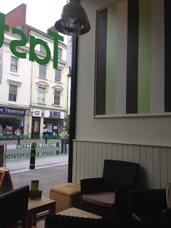 Lunchtime review: Taste – High Street, Cardiff city centre