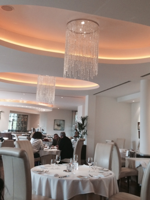 Restaurant Review Terry M Fine Dining At The Celtic Manor Resort Newport South Wales The Rare Welsh Bit