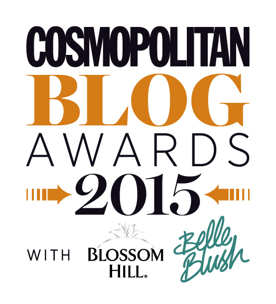 The Rare Welsh Bit is shortlisted for Best in Food in Cosmopolitan's 2015 Blog Awards