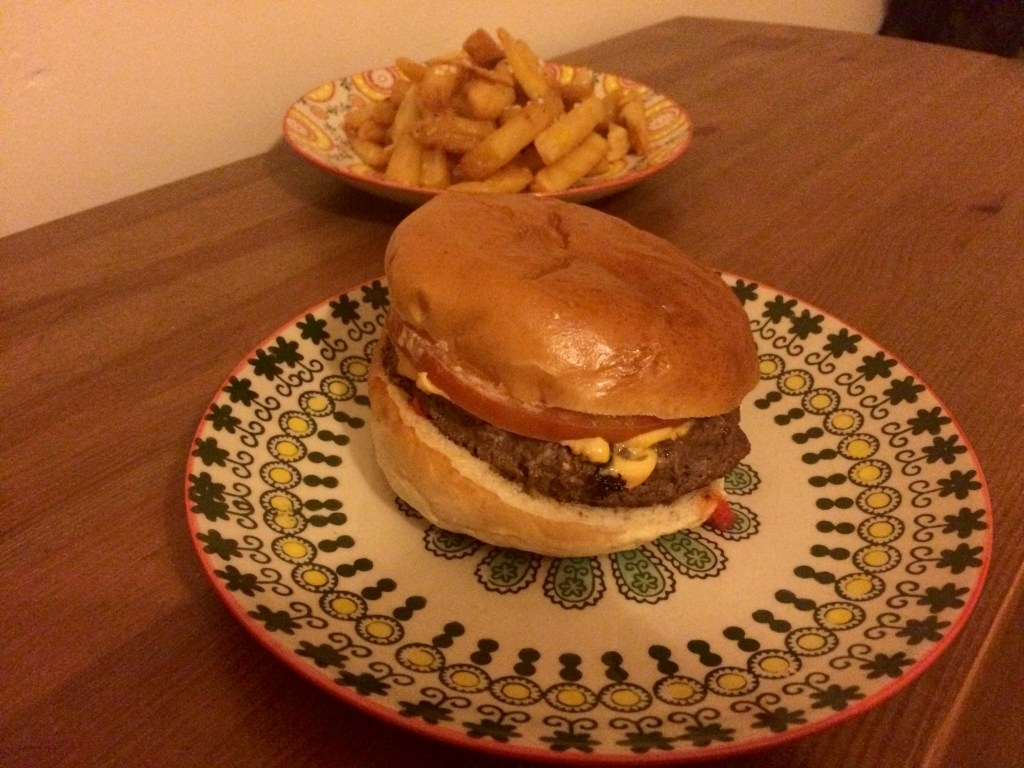 Deliveroo takeaway review – Pt. 3 – Bagel and Burger Kitchen, Cardiff