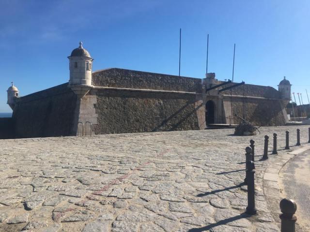 Lagos Military Fort