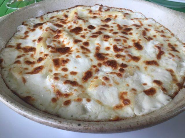 Rigatoni al forno pasta bake