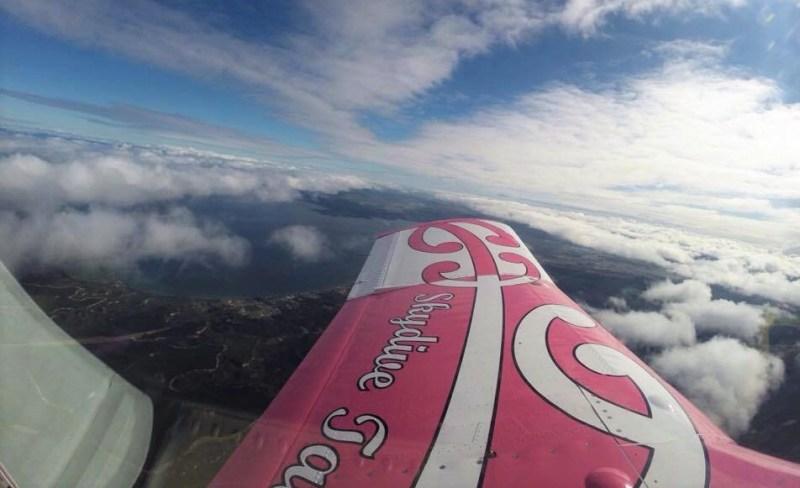 Skydive at Great Lake Taupo