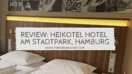 Hamburg Hotel Review | Heikotel Hotel Am Stadtpark