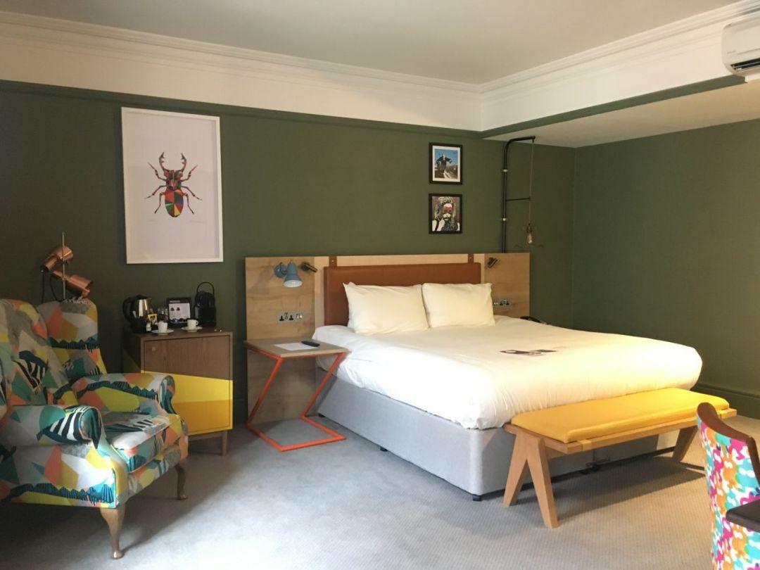 Mercure Grand Bristol Spa Hotel Review