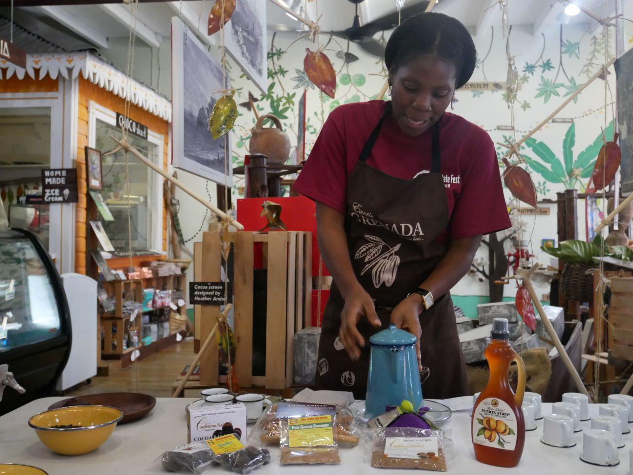 House of Chocolate, Grenada