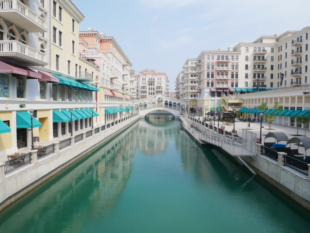 Admiring Little Venice at The Pearl Katara is one of the top things to do in Doha