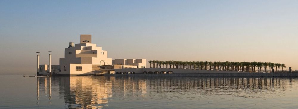 Visitng the Museum of Islamic Art is one of the best things to do in Doha