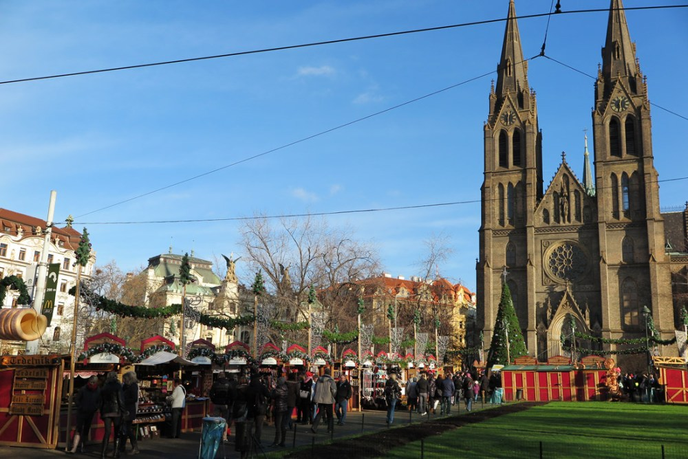 Prague Xmas Market