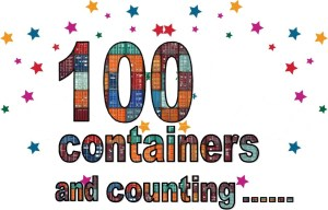 100 containers2