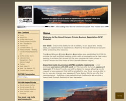 Grand Canyon Private Boaters Association