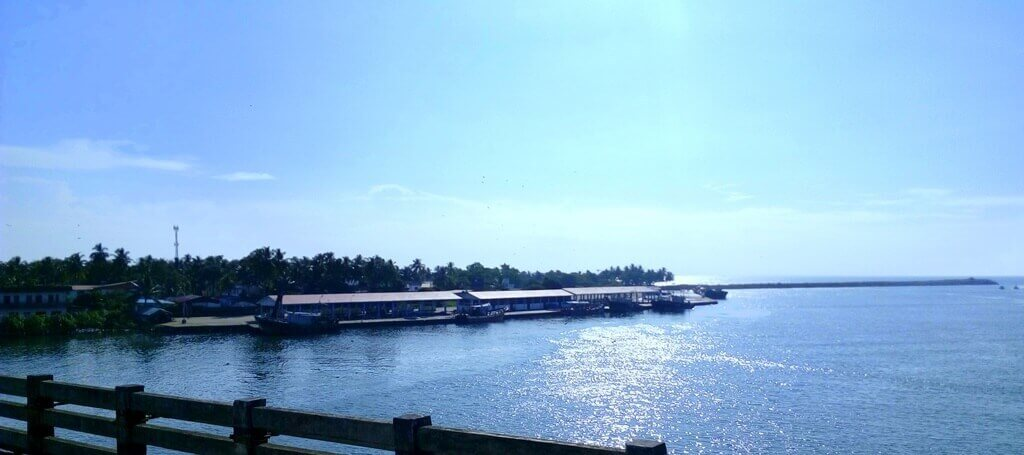 Neendakara Port - places to visit in kollam