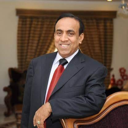 B Ravi Pillai