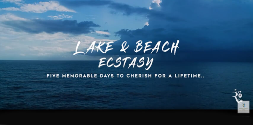 Lake & Beach Ecstasy - Raviz Ashtamudi