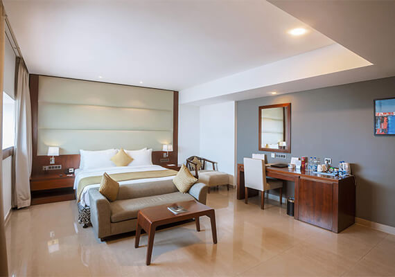 Premium Room - The Raviz Calicut
