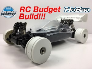 RC Budget Build 4wd Buggy Unboxing-cover