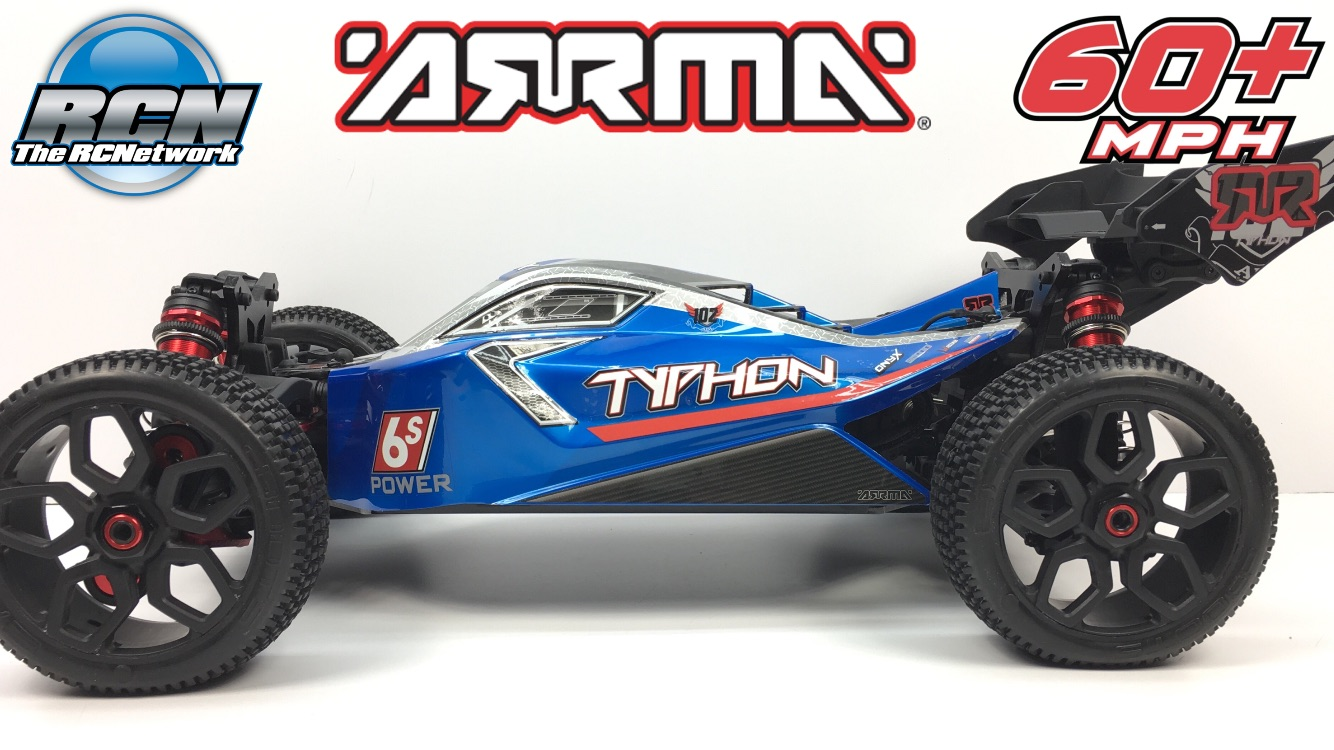 Arrma Typhon 2018 6S BLX V3 - Unboxing and Viewers Choice ...