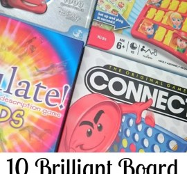10 Brilliant Board Games for Kids: Every Family Home Should Own These!