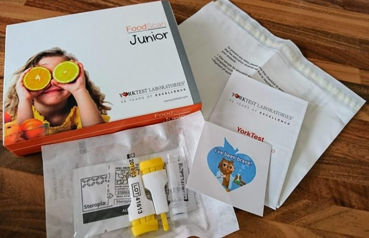 YorkTest FoodScan Junior Kit