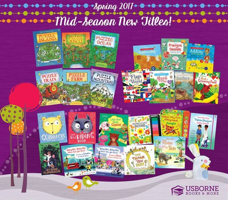 Interactive and Educational New Titles