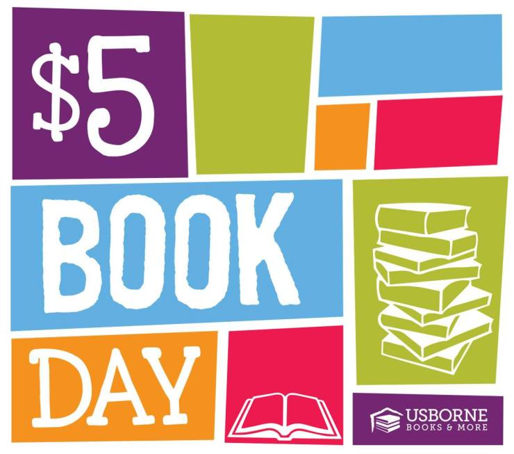 Image result for Usborne $5 Book Sale