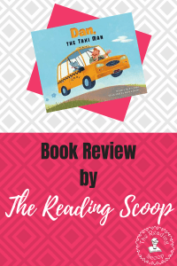 Book Review of Dan the Taxi Man by The Reading Scoop