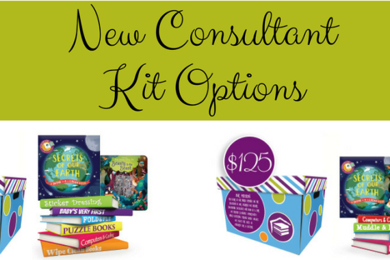 New Consultant Kit Options