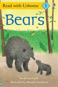 The Best of Usborne Non-Fiction, Bears, Read with Usborne