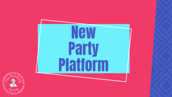 New Party Platform