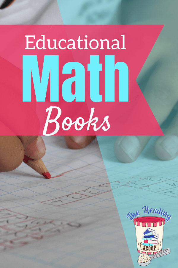 See many of the best educational math books to hone math skills at home or in the classroom. www.thereadingscoop.com
