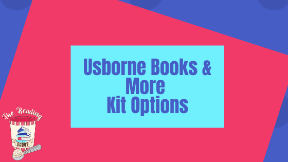 Usborne Books Kit