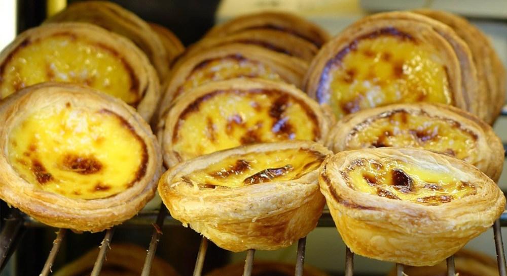 custard tarts where to visit in albufeira for pasteis de nata