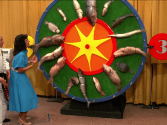 Game Show - Wheel of Fish